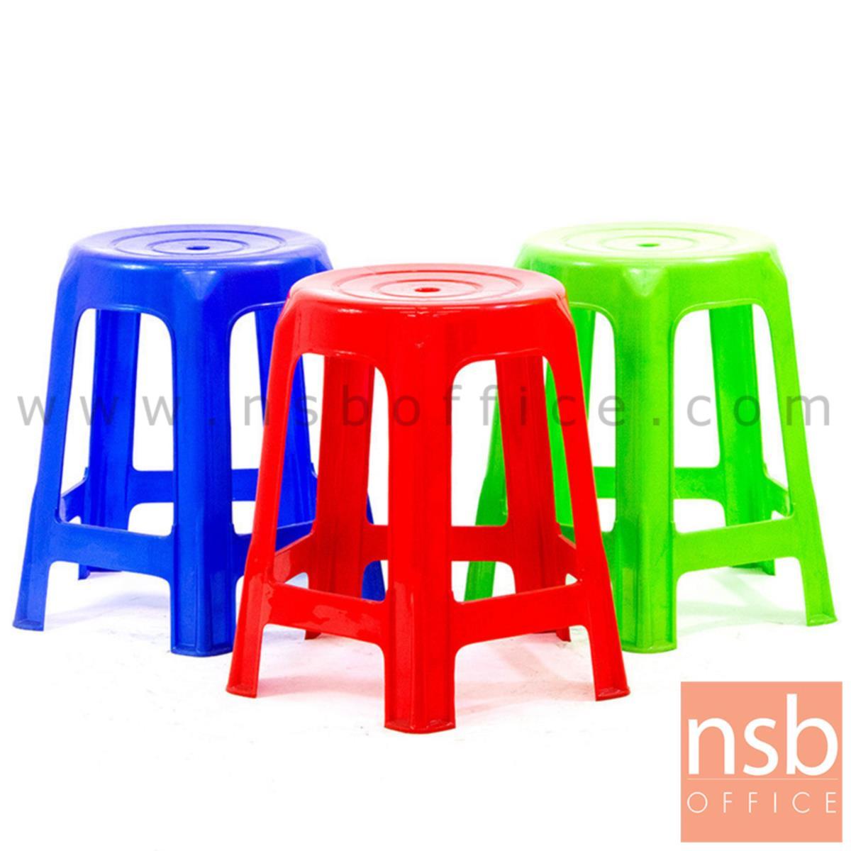 เก้าอี้พลาสติก 5 ขา หนาพิเศษ รุ่น THAILAND-04 (เกรด A)