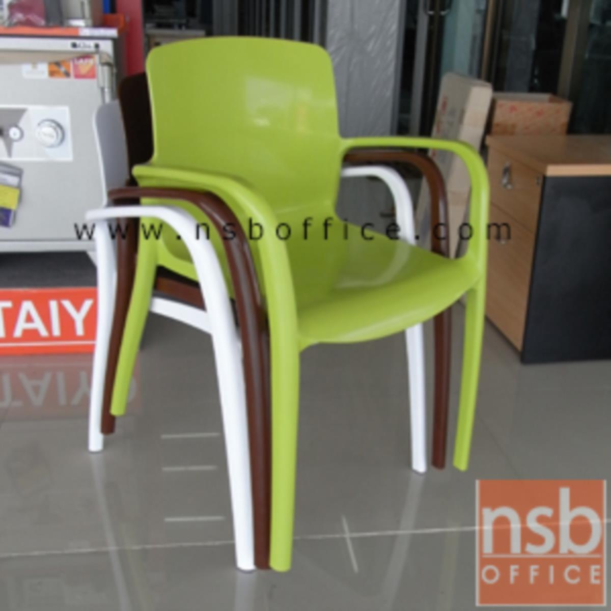 เก้าอี้พลาสติก รุ่น CD-PG-03 ขนาด 53W cm. (พลาสติกเกรด A)