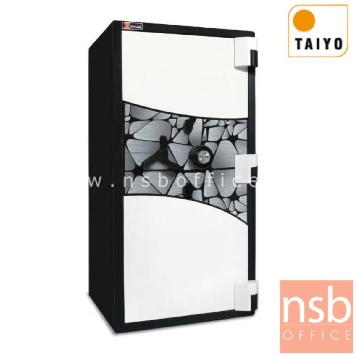ตู้เซฟ Taiyo Xtreme รุ่นพิเศษ BS 120 K2C น้ำหนัก 600 กก. 2 กุญแจ 1 รหัส