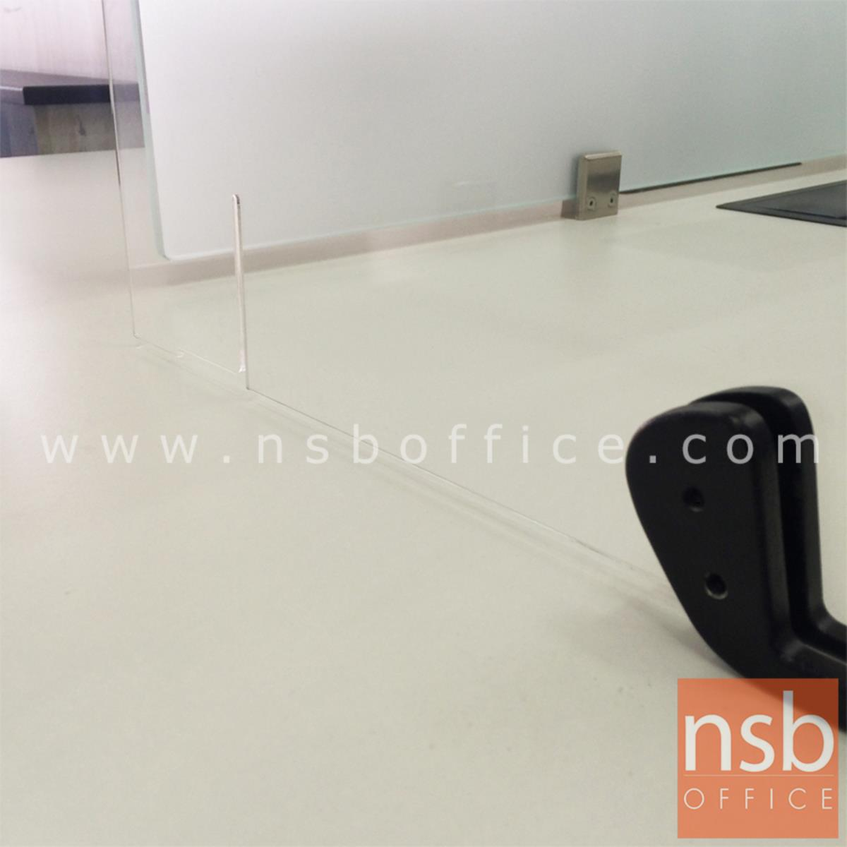 P04A040:มินิสกรีนอะคริลิค รุ่นหนีบข้างโต๊ะ รุ่น safe (สูง 30H และ 45H cm)