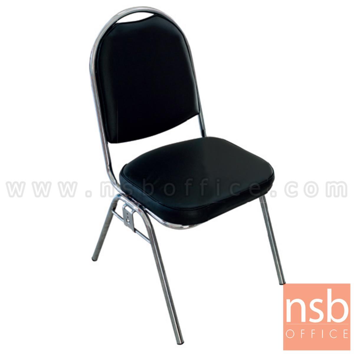 B08A084:เก้าอี้อเนกประสงค์จัดเลี้ยง รุ่น Baylee (เบย์ลี) ขนาด 90H cm. ขาเหล็ก