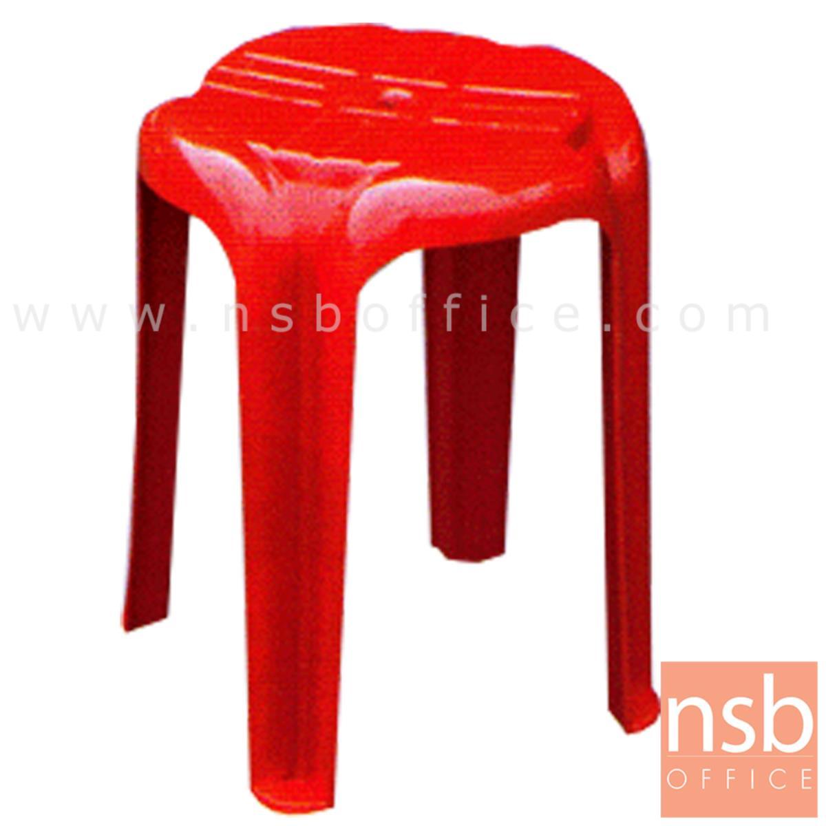 B10A040:เก้าอี้พลาสติกหนาพิเศษ รุ่น Fern (เฟิร์น) ซ้อนทับได้ (พลาสติกเกรด B)