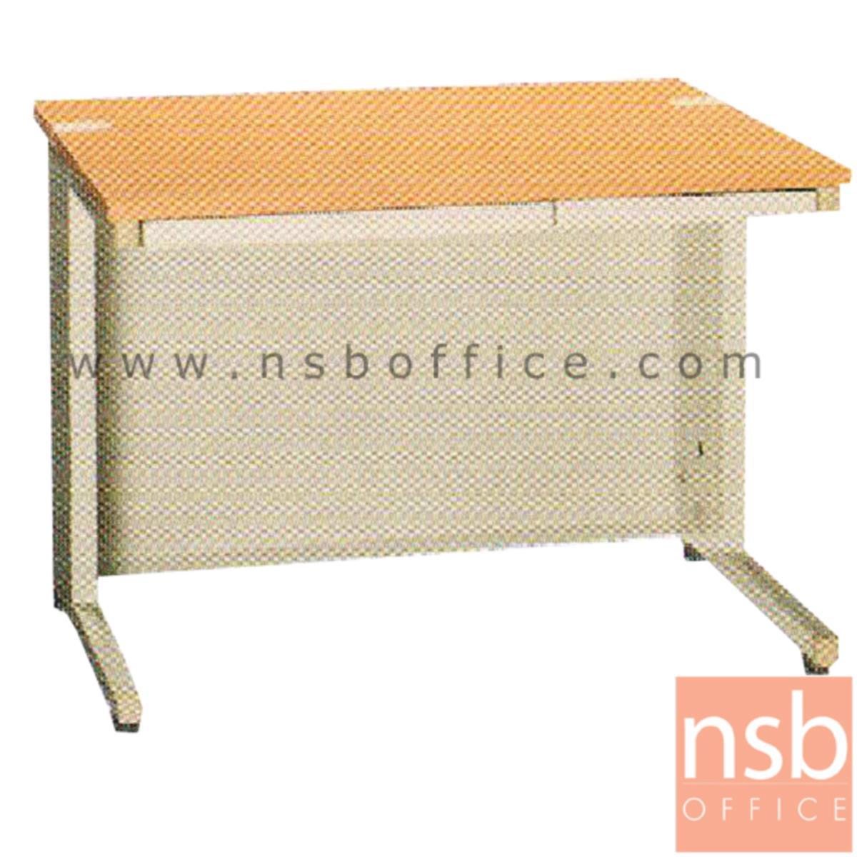 E28A117:โต๊ะทำงานเหล็ก ยี่ห้อ Lucky  รุ่น D-75100,D-75120,D-75140