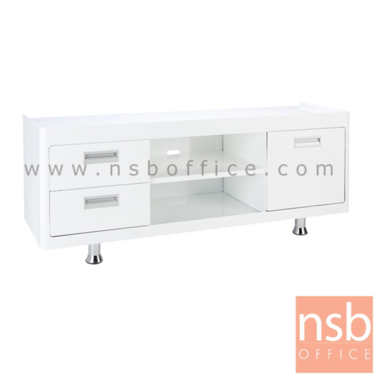 E25A035:ตู้วางทีวีเหล็ก 53H cm. รุ่น KU-301