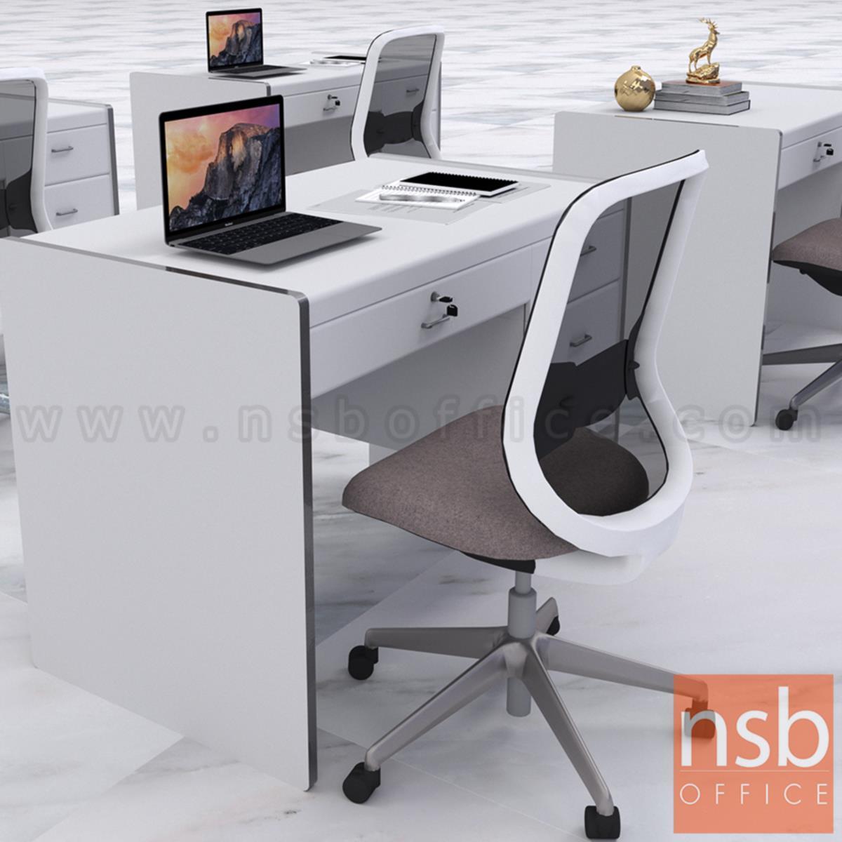 โต๊ะทำงาน 3 ลิ้นชัก รุ่น Aly (อัลลี) ขนาด 100W ,120W cm.