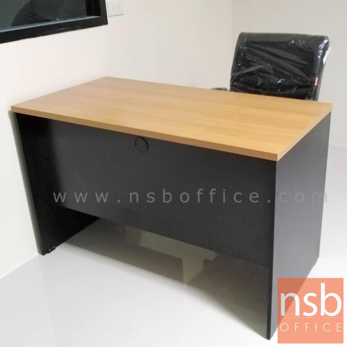 โต๊ะทำงานโล่ง รุ่น Sledge (สเลดจ์) ขนาด 80W ,120W ,150W (60D ,75D) cm.  เมลามีน