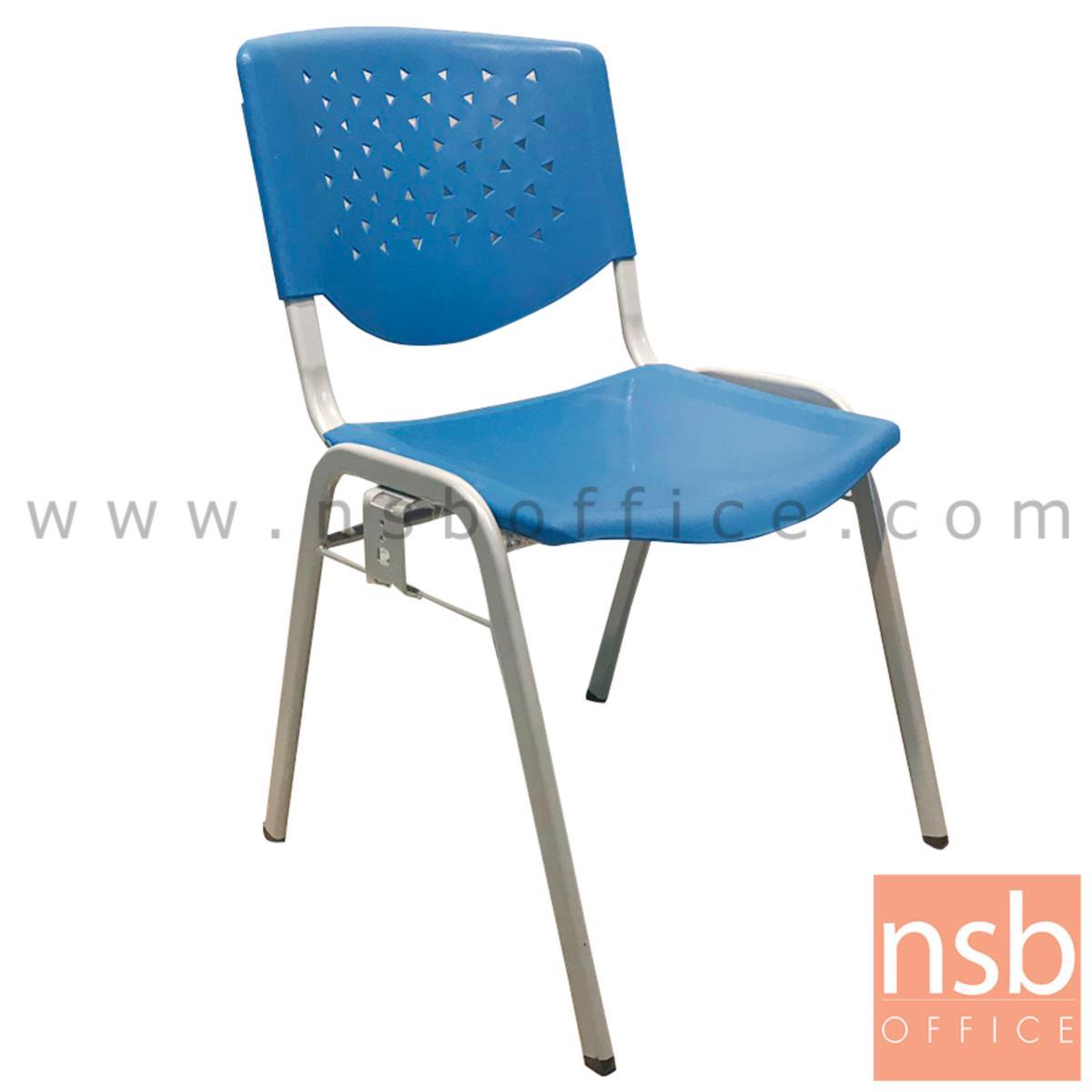 B05A174:เก้าอี้อเนกประสงค์เฟรมโพลี่ รุ่น KK-M017 ขาเหล็ก