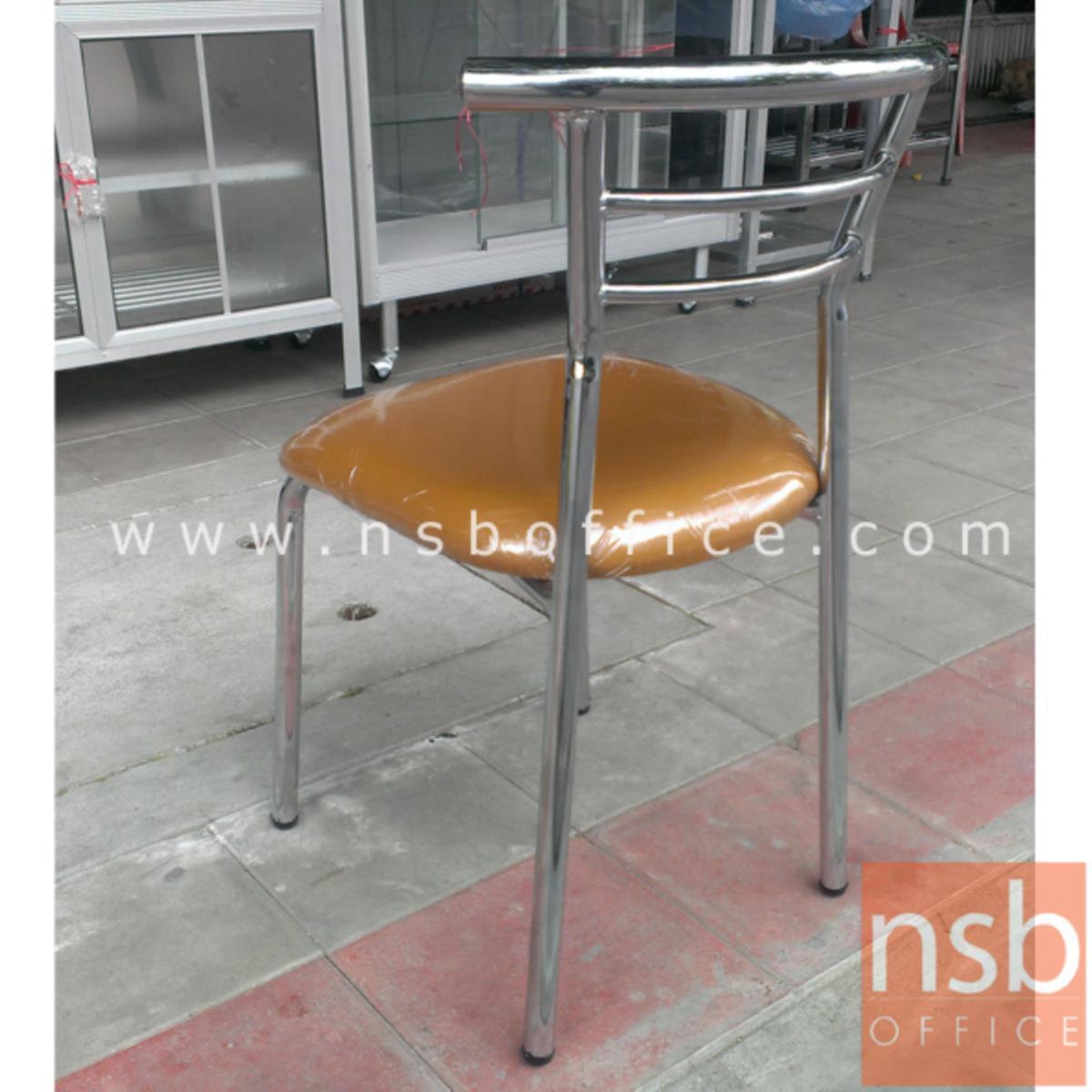 เก้าอี้อเนกประสงค์เหล็ก รุ่น CM-009  ขาเหล็ก