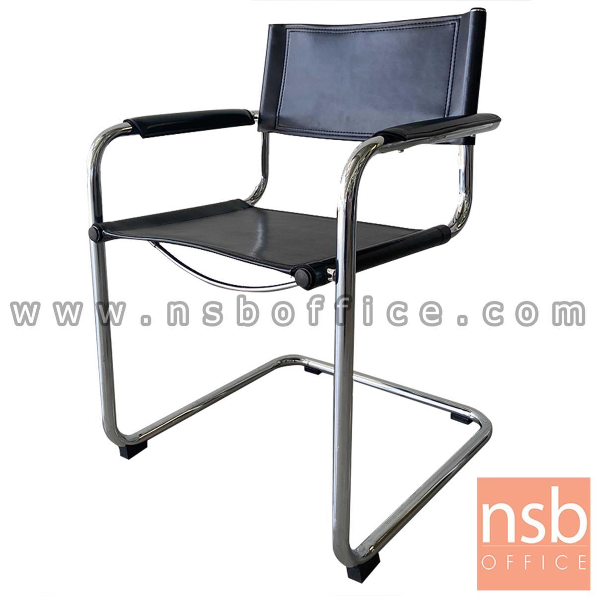 G08A304:เก้าอี้อเนกประสงค์ รุ่น blackmagic (แบล็กเมจิก)  โครงเหล็กโครเมี่ยม