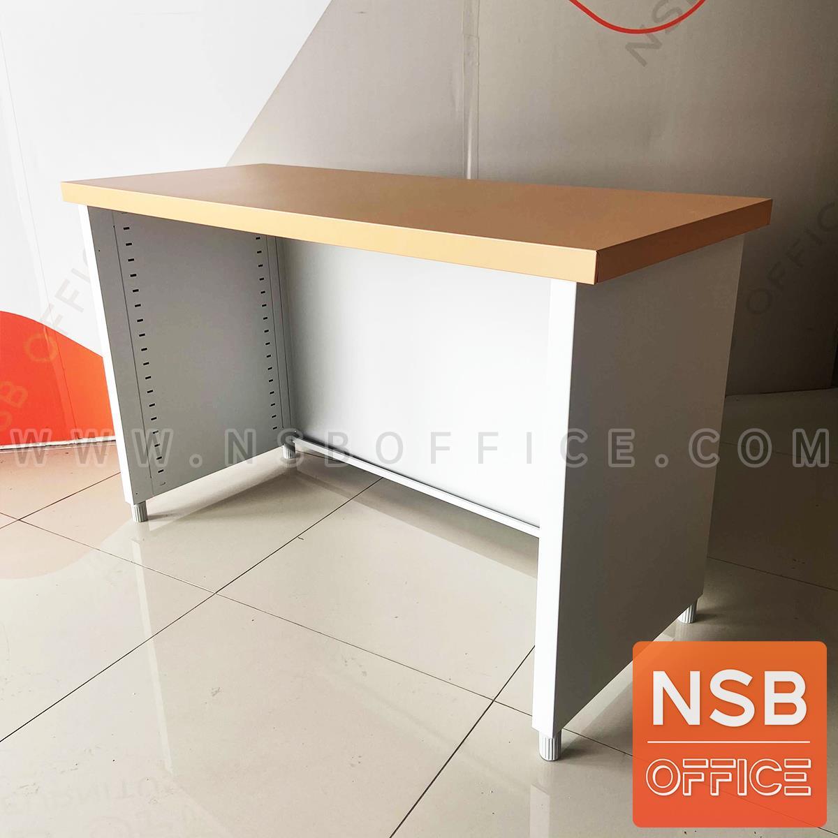 โต๊ะทำงานเหล็กล้วน รุ่น Felix (เฟลิกซ์)  พ่นสีอีพ๊อกซี่ (EPOXY)