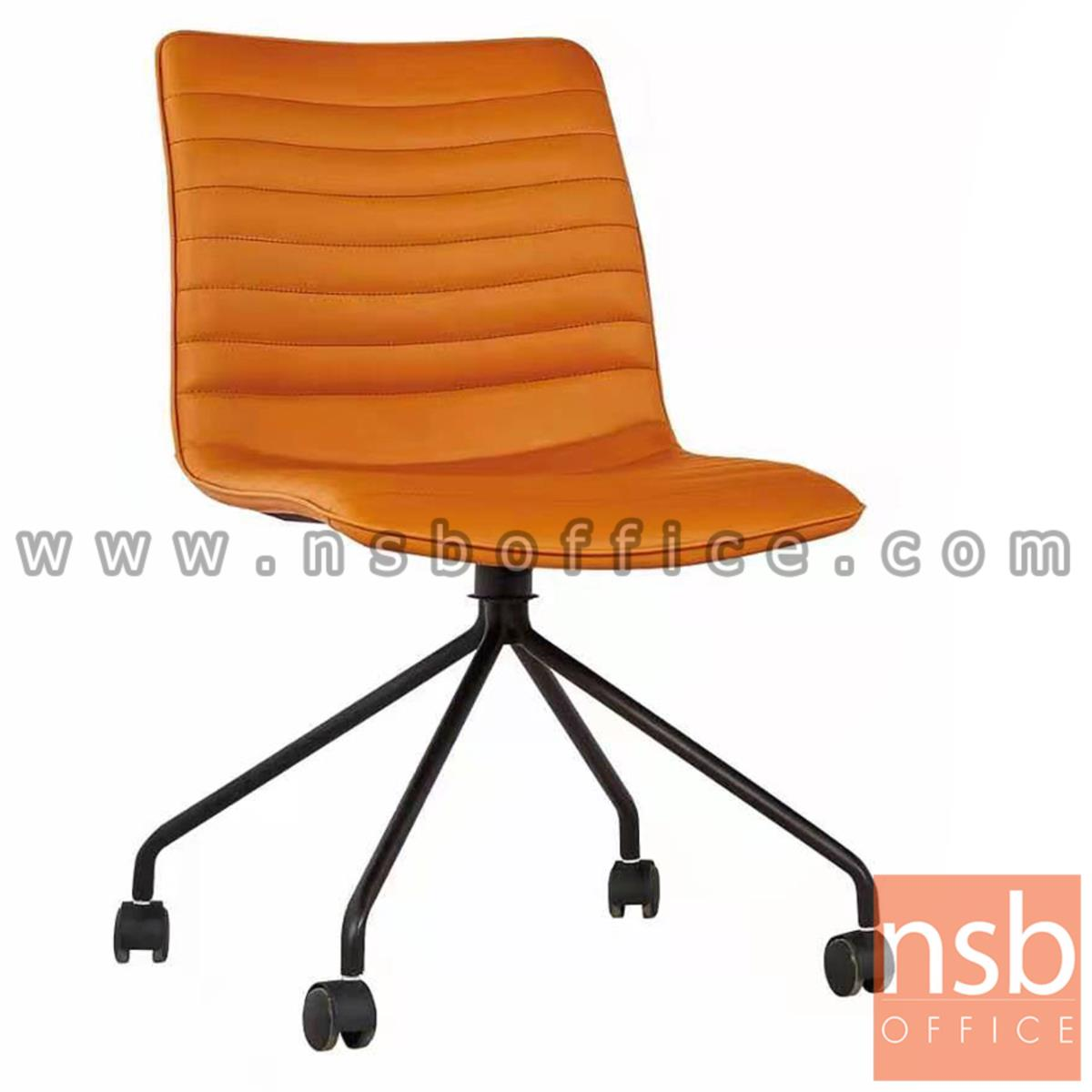 B33A010:เก้าอี้สำนักงาน รุ่น Greyhound (เกรย์ฮาวด์)  ล้อเลื่อน