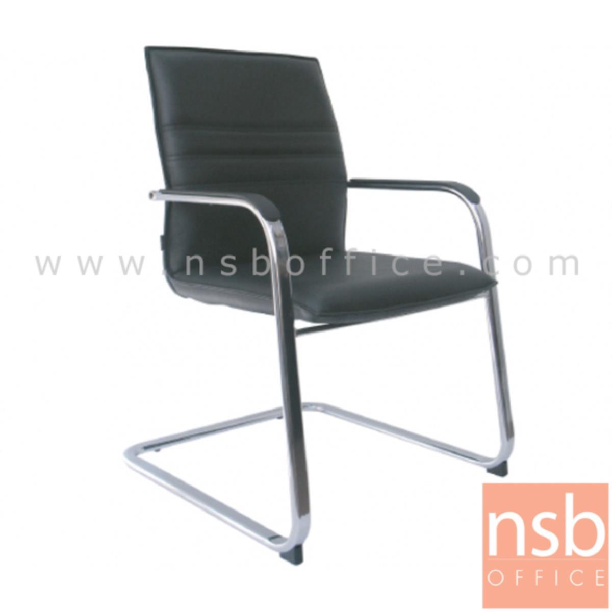 เก้าอี้รับแขกขาตัวซี รุ่น Electro (อีเล็คโตร) ขาเหล็ก