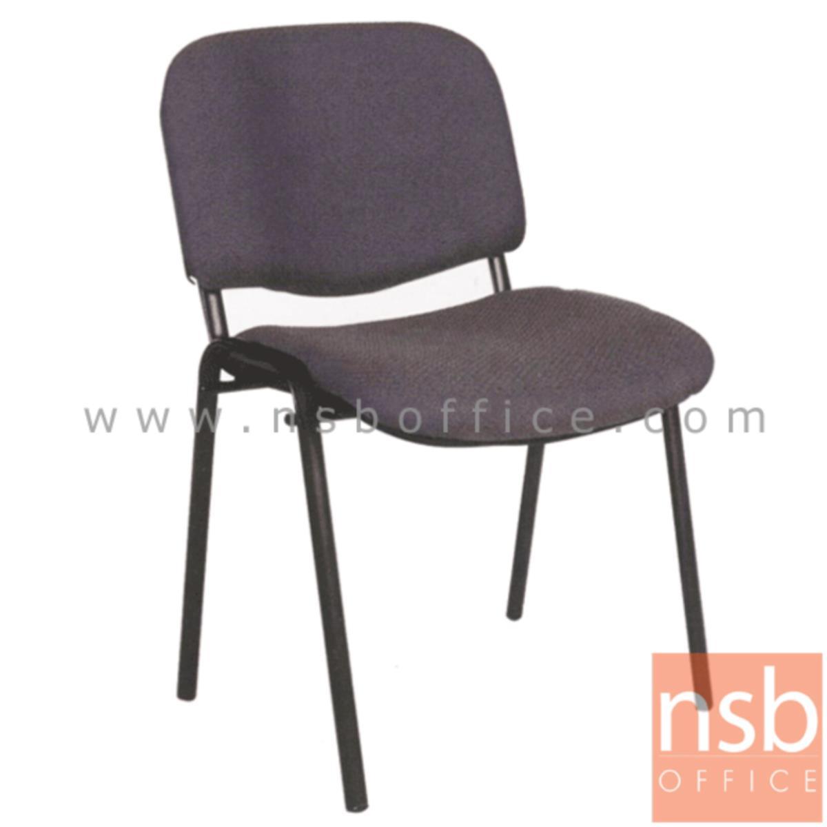 B05A028:เก้าอี้อเนกประสงค์ รุ่น A260  ขาเหล็กพ่นดำ