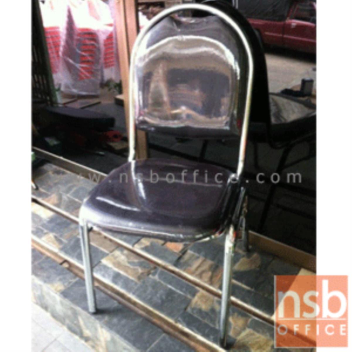 เก้าอี้รับปริญญา รุ่น CM-013 ขาเหล็ก