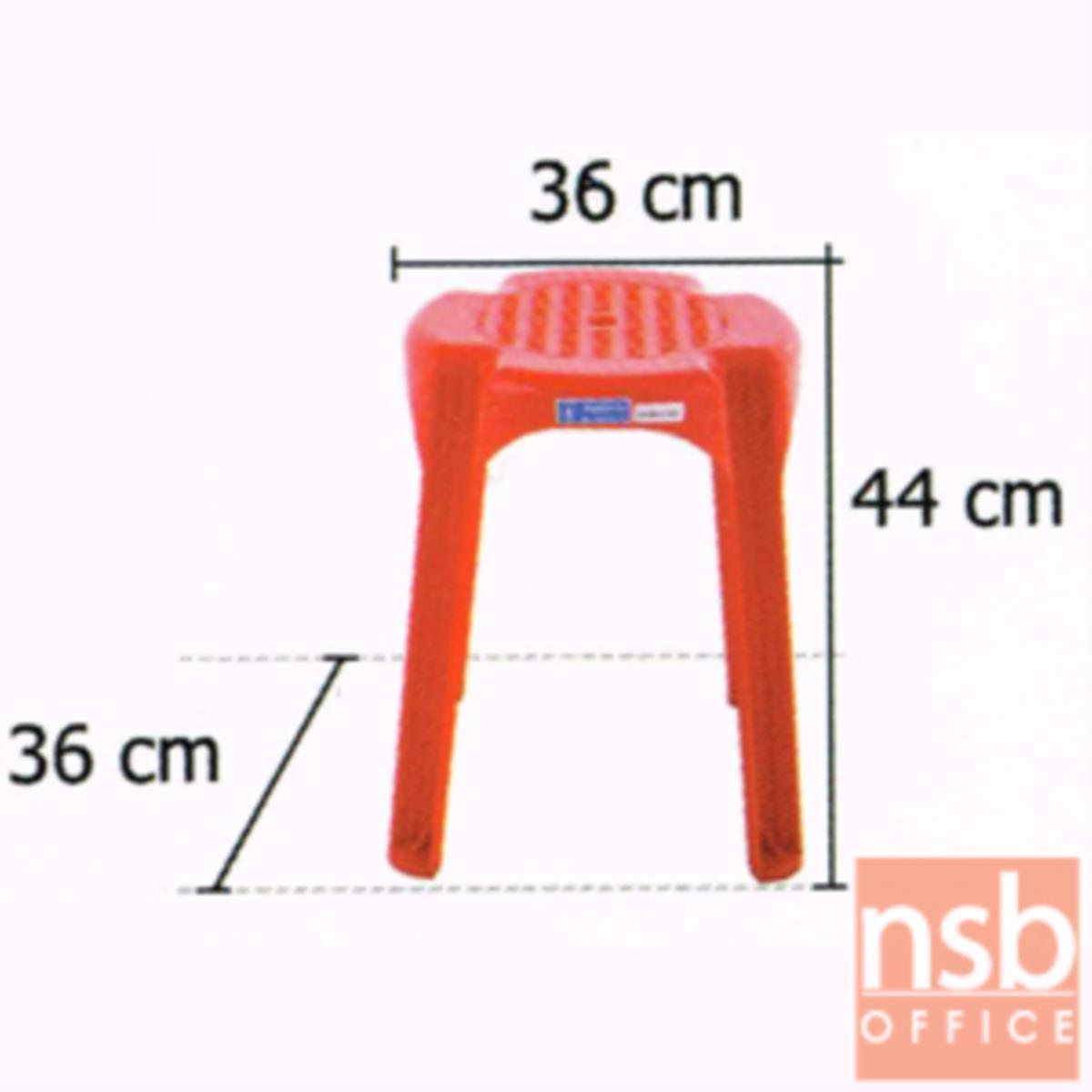 เก้าอี้พลาสติก รุ่น DISMON_CHAIR ซ้อนทับได้ (ผลิตทั้งเกรด A และ B)
