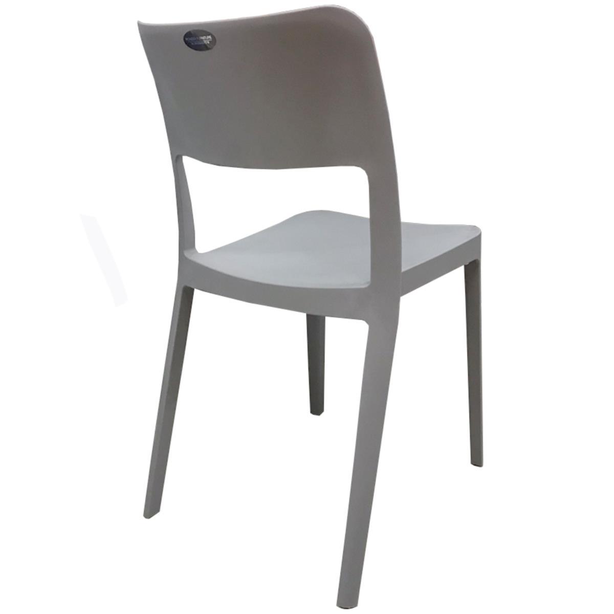เก้าอี้โมเดิร์น  ขนาด W cm. ขาพลาสติก