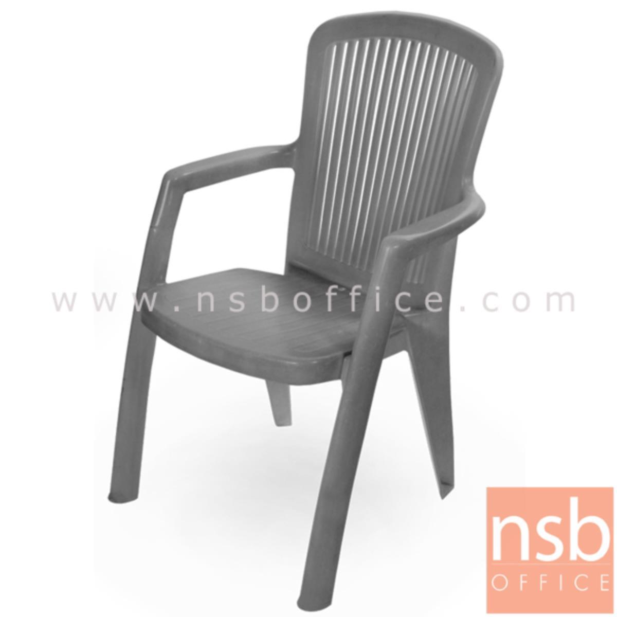 B29A059:เก้าอี้โมเดิร์นพลาสติกโพลี่ล้วน(PP) รุ่น PP9054 ขนาด 57W cm.