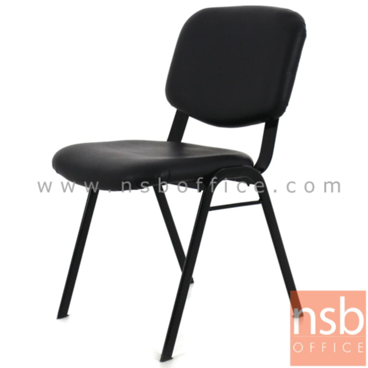 เก้าอี้อเนกประสงค์  รุ่น Harding (ฮาร์ดิง)  ขาเหล็กพ่นดำ
