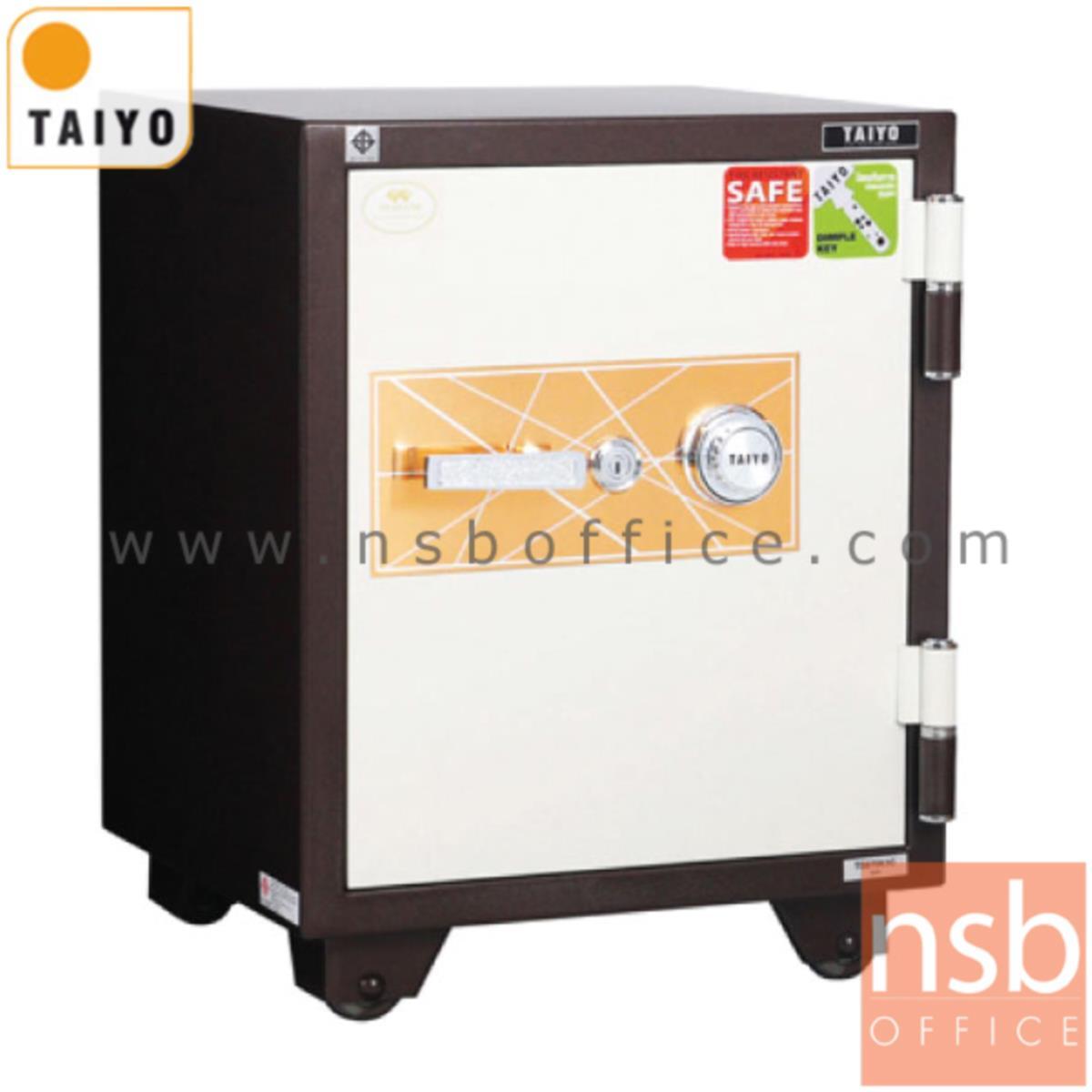 ตู้เซฟ TAIYO รุ่น 110 กก. 1 กุญแจ 1 รหัส (TS675K1C-30)