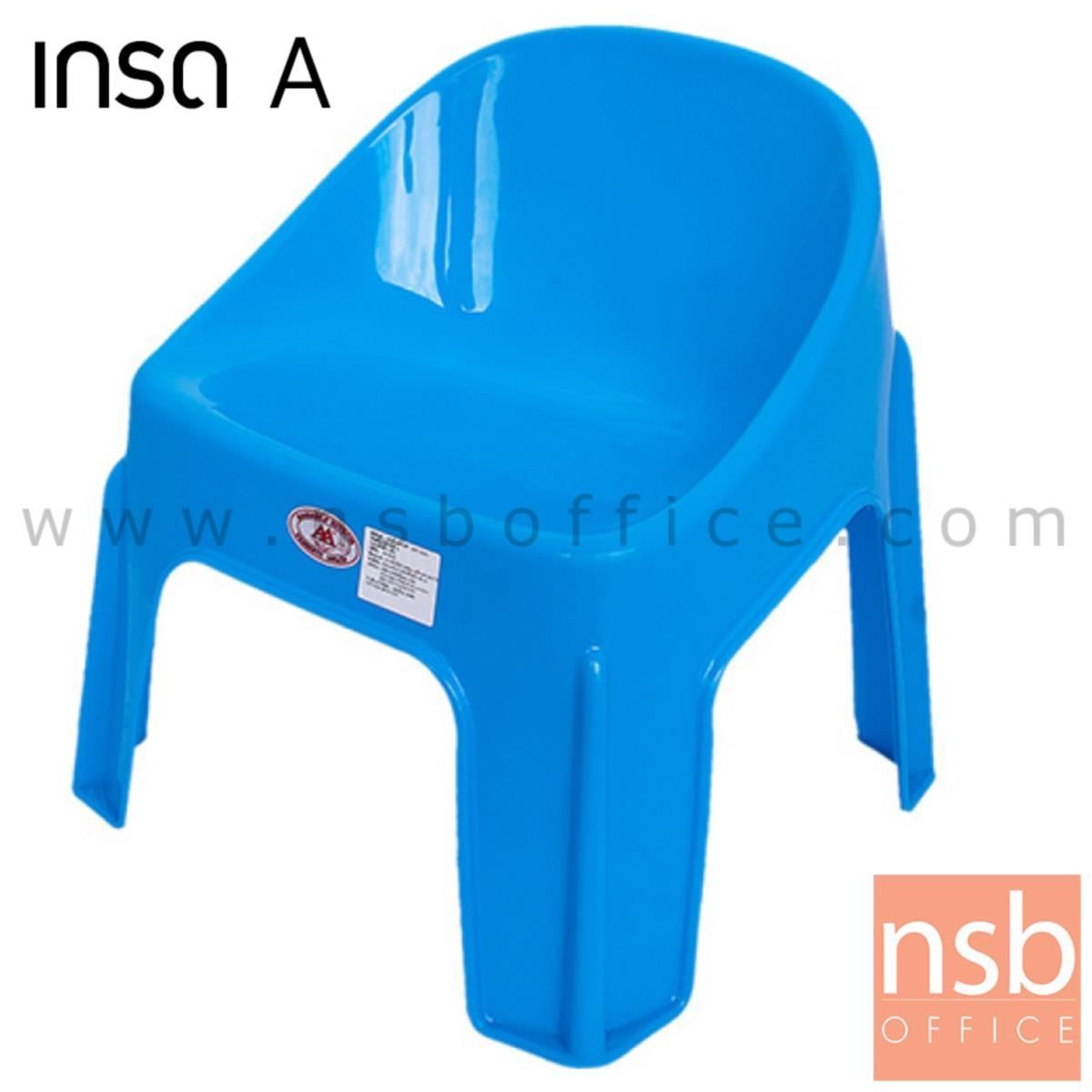 เก้าอี้พลาสติกสำหรับเด็ก รุ่น FANCY_CHAIR ซ้อนทับได้ (พลาสติกเกรด A)