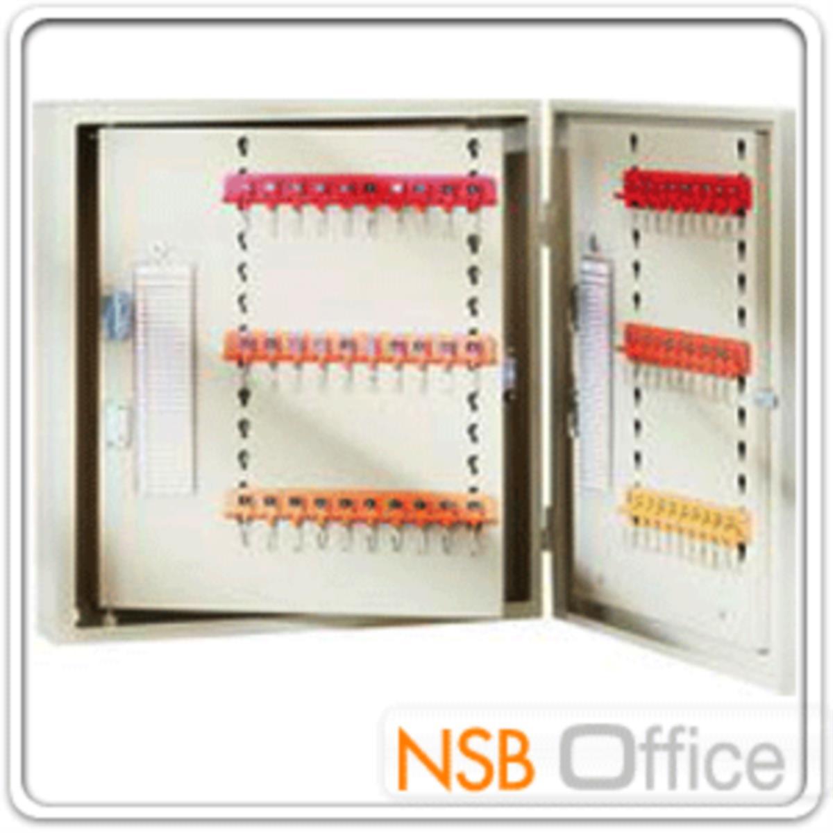 ตู้เก็บกุญแจ 200 ดอก KB-8200