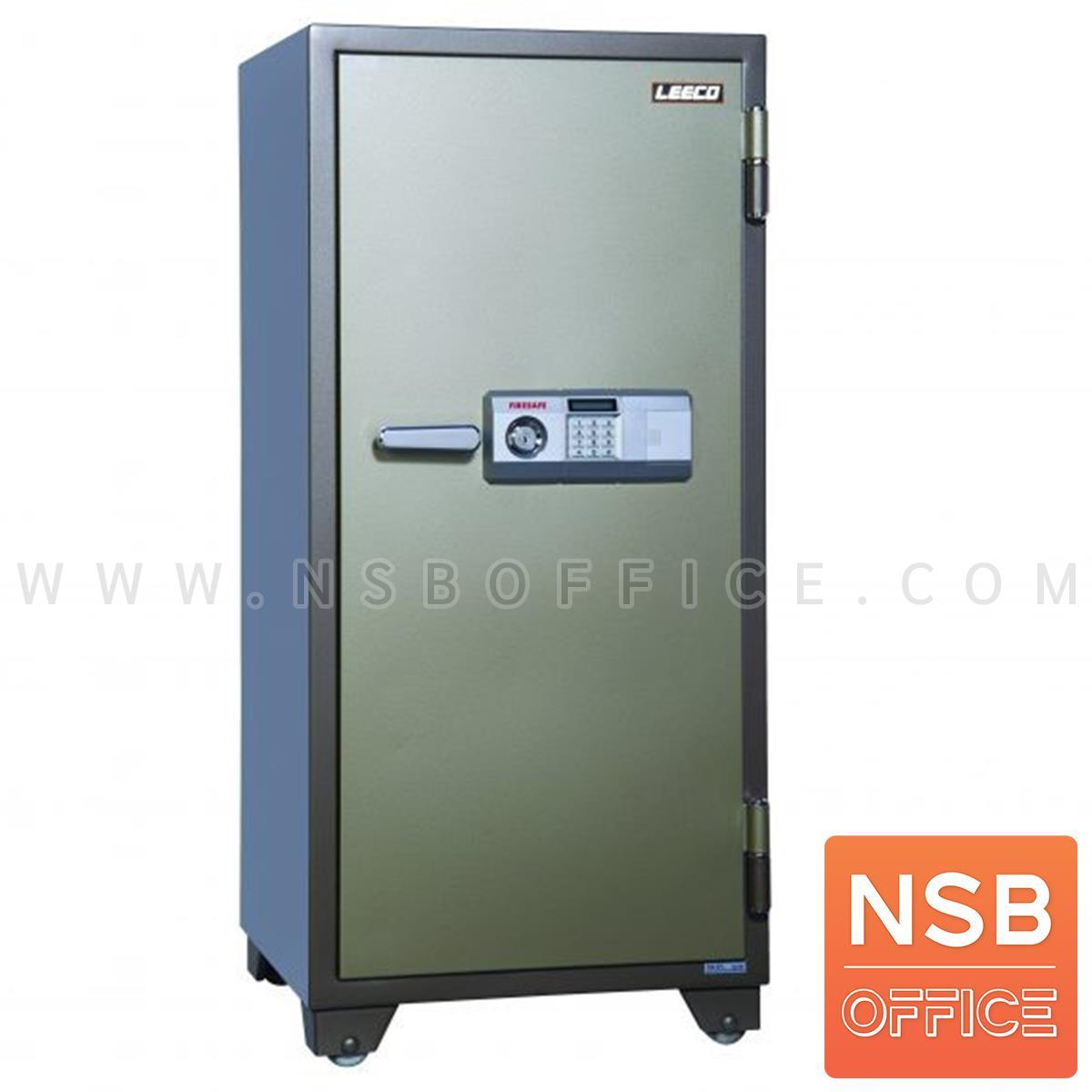 ตู้เซฟนิรภัยระบบดิจิตอล 250 กก. ลีโก้ รุ่น LEECO-702-XPL มี 1 กุญแจ 1 รหัส