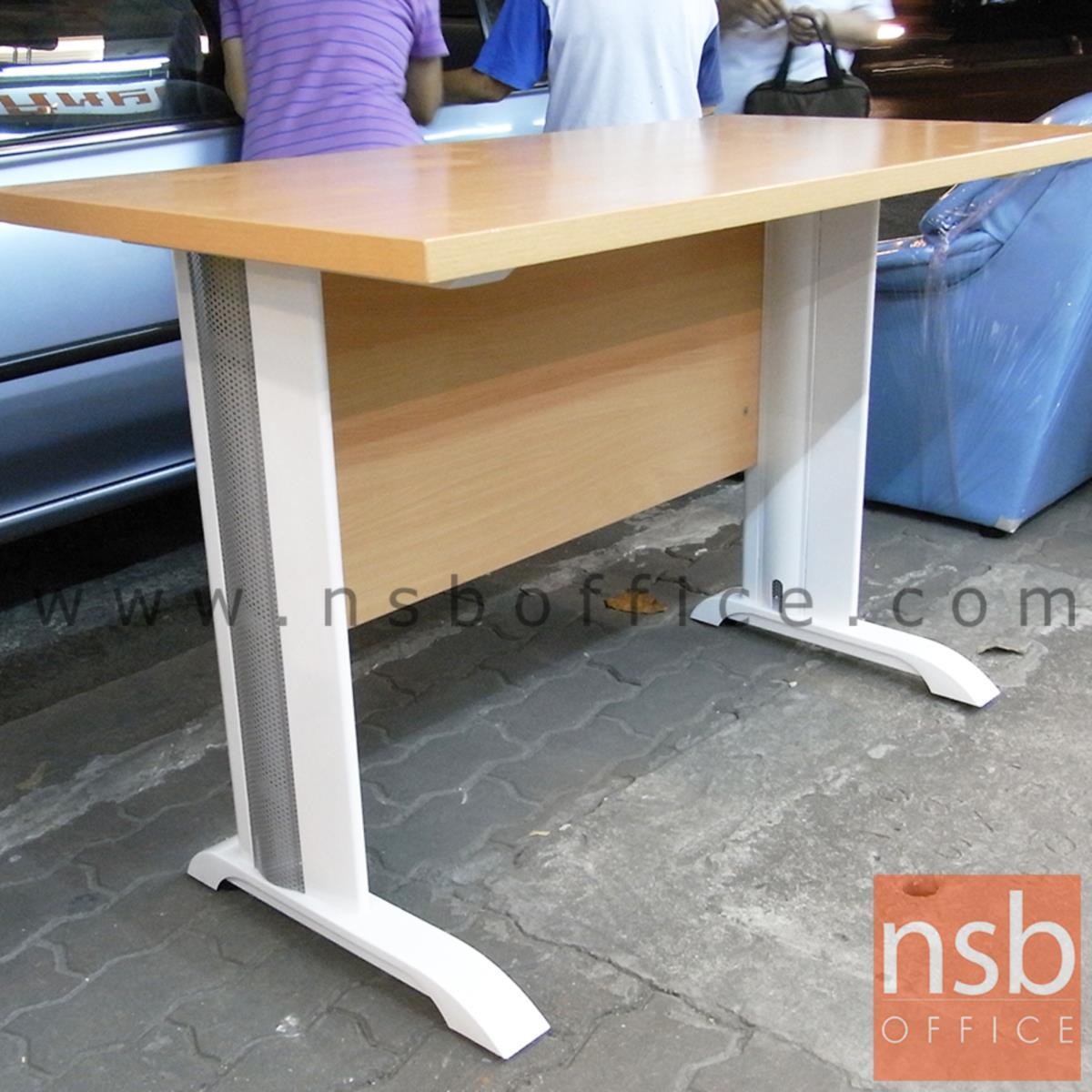 โต๊ะทำงาน รุ่น Knightshayes (ไนท์เฮย์ส) ขนาด 120W ,135W ,150W ,160W ,180W (60D, 75D, 80D) cm.  เมลามีน