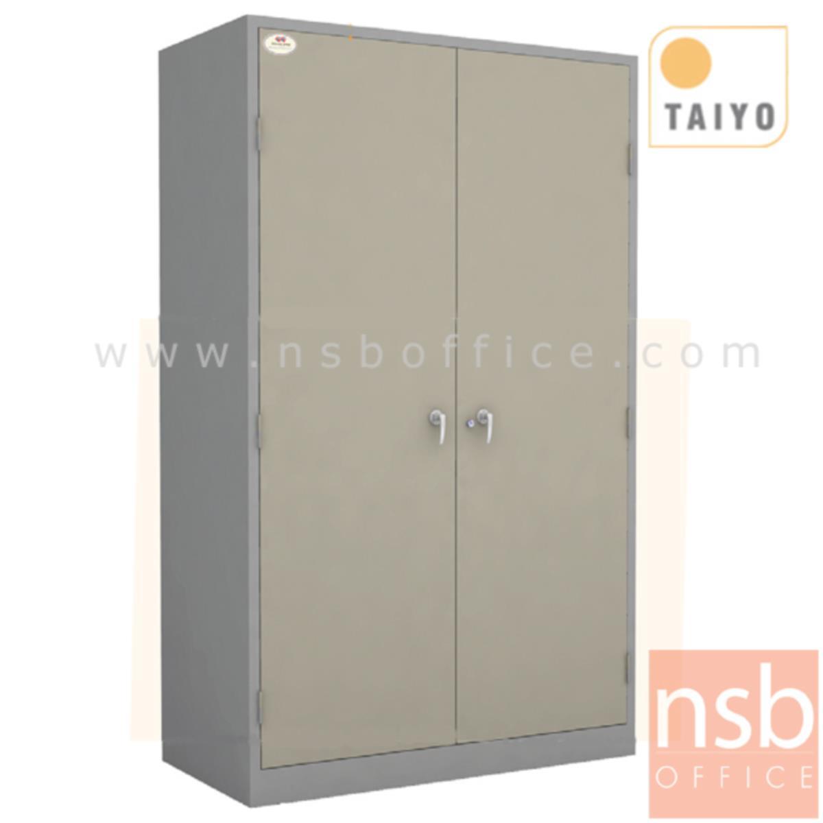E07A018:ตู้เหล็กอุตสาหกรรม บานเปิดทึบ 122.2W*61.1D*198.2H cm รุ่น CB78BWK-00  (รับน้ำหนัก 80 KG/ชั้น)