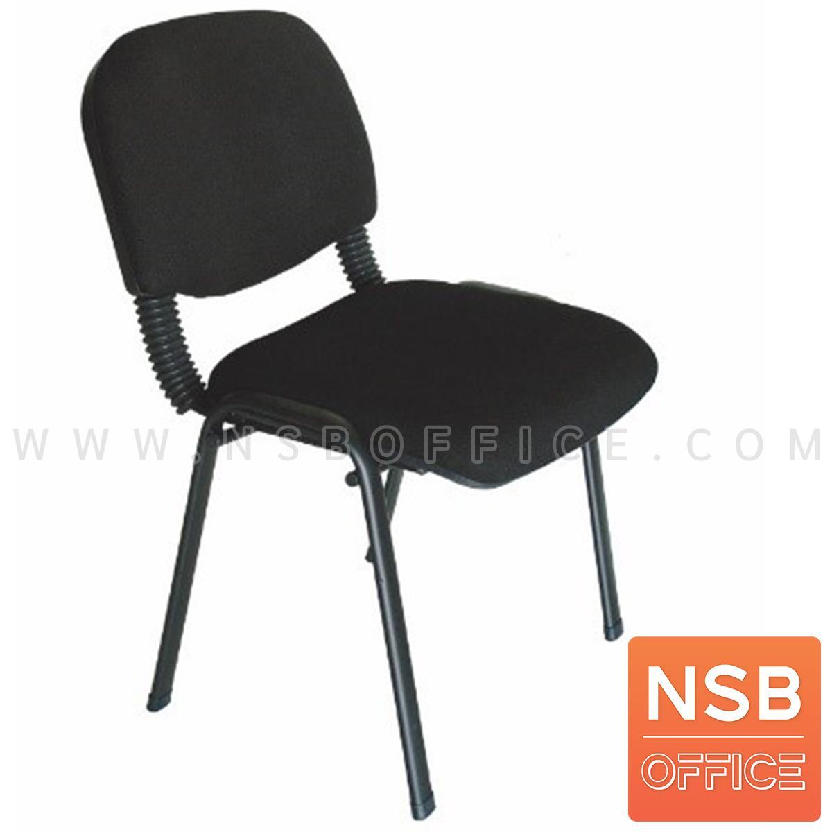 B08A090:เก้าอี้อเนกประสงค์ รุ่น Nectec  ขาเหล็กพ่นดำ