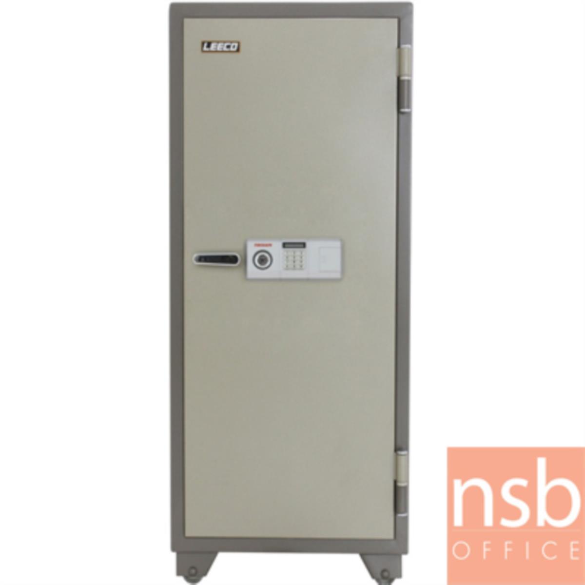 F02A007:ตู้เซฟนิรภัย 460 กก. ลิโก้ รุ่น Leeco-705-XPL  (1 กุญแจ 1 รหัส)