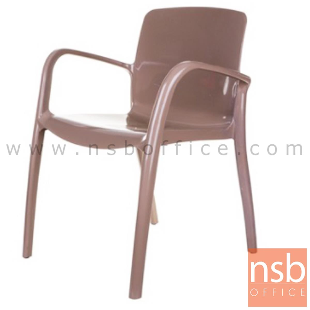 B10A078:เก้าอี้พลาสติก รุ่น CD-PG-03 ขนาด 53W cm. (พลาสติกเกรด A)