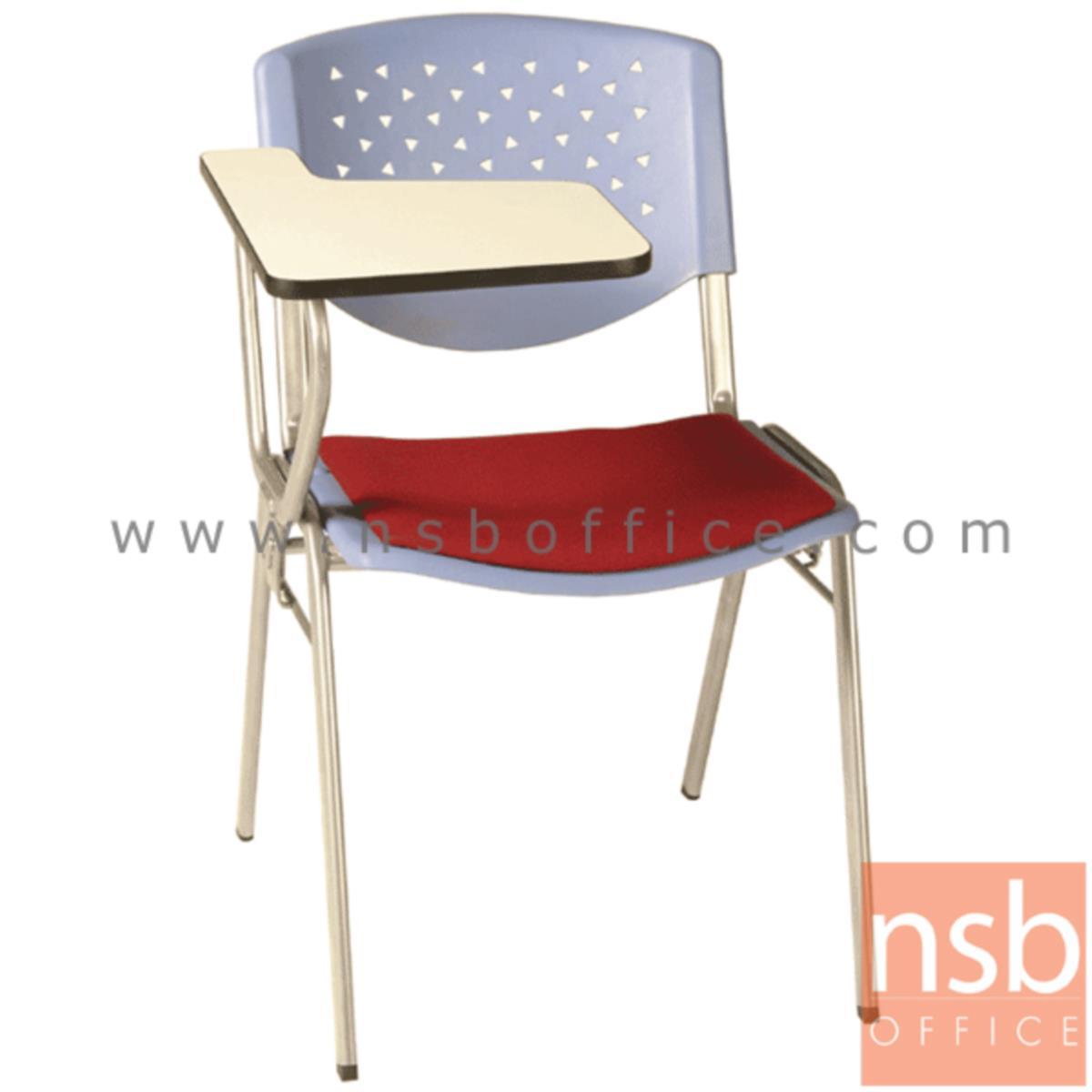 เก้าอี้เลคเชอร์เฟรมโพลี่ รุ่น C436-926 ขาเหล็ก