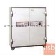 F02A054:ตู้เซฟนิรภัย 2 ประตู น้ำหนัก 400 Kg. ลีโก้ รุ่น LEECO 2D-201 (2 กุญแจ 1 รหัส)