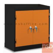 E08A069:ตู้เก็บเครื่องมือช่าง 2 บานเปิดเตี้ย 91.6W*45.7D*90H cm. รุ่น MCB36