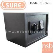 F03A017:ตู้เซฟดิจตอล SR-ES825  น้ำหนัก 5.5 กก. (1 รหัสกด / ปุ่มหมุนบิด)