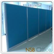 P01A002-1:พาร์ทิชั่น NSB ทึบล้วนพร้อมเสาเริ่ม  ขนาด ก.60*ส.120 ซม.
