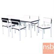 A17A027:ชุดโต๊ะและเก้าอี้กิจกรรมอนุบาล ขาเหลี่ยม
