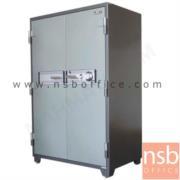 F02A055:ตู้เซฟนิรภัย 2 ประตู น้ำหนัก 550 Kg. ลีโก้ รุ่น LEECO 2D-202 (2 กุญแจ 1 รหัส)