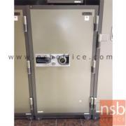 F05A028: ตู้เซฟนิรภัยชนิดหมุน 295 กก. รุ่น PRESIDENT-SB60 มี 2 กุญแจ 1 รหัส (รหัสใช้หมุนหน้าตู้)