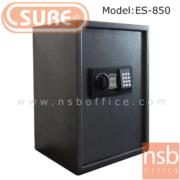 F03A015:ตู้เซฟดิจตอล SR-ES850 น้ำหนัก 16 กก.  (1 รหัสกด / ปุ่มหมุนบิด)