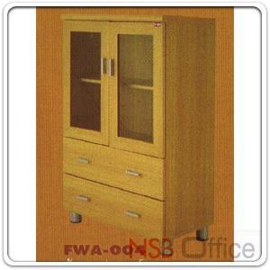 ตู้เอนกประสงค์ FWA-004:<p>ก.75 * ส.118 * ล.43 cm / สีสัก บีชและโอ็ค</p>
