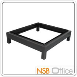 ฐานรองตู้ BU 1:<p>ฐานรองตู้ BU 1 ขนาด 44W*40.7D*7H cm. ผลิต 2 สี คือสีดำ(BL)และสีขาวมุก(DG)</p>