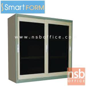 ตู้บานเลื่อนกระจกเตี้ย ยี่ห้อ สมาร์ทฟอร์ม กว้างขนาด 3 และ 4 ฟุต:<p>ผลิต 2 ขนาดคือ 3, 4 ฟุต / เลื่อนปิดเปิดง่ายขึ้นด้วยระบบลูกล้อล่างมาตรฐานญี่ปุ่น / โครงตู้เหล็กหนา 0.5 มม. / ผลิต 3 สี คิอ สีเทาเข้ม &nbsp;สีเทาสลับ</p>