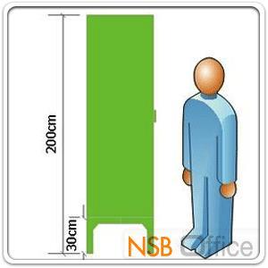 """ตู้เสื้อผ้า 2 บานเลื่อนกระจกสูง 200H cm. KO-WARDROBE-4 ขาลอย:<p>ขนาดรวม 120W*56D*200H cm. โครงตู้ผลิตจากเหล็กอย่างดี หน้าบานทำกระจกบานเลื่อน มีให้เลือก 2 แบบคือกระจกฝ้า และกระจกเงา /ผลิต 8 สีคือ สีขาวมุก, สีดำ, สีแดง, สีม่วง, สีส้ม, สีฟ้า, สีเขียว และสีเทาฟ้า &nbsp;<span style=""""color: #ff0000;"""">*<span>*<span>สินค้าถอดประกอบ</span><span>ไม่ได้ จัด</span><span>ส่งสินค้าวางชั้นล่างเท่</span><span>านั้น กรณีขึ้นชั้นต้องเป็นลิฟท์กว้างมากกว่า120 cm.</span></span><span>*</span>*</span></p>"""