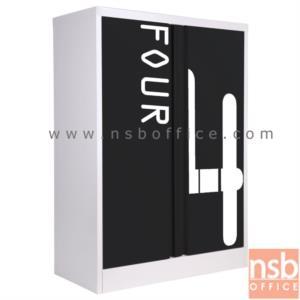 ตู้เสื้อผ้าเด็กเหล็ก บานเปิดเตี้ย 122H cm  (เลือกพิมพ์ลายหมีหรือลายตัวเลขได้):<p>ขนาด 88W*40.7D*122H cm. / ภายในมี 2 แผ่นชั้นปรับระดับได้ พร้อมราวแขวนเสื้อ กุญแจล็อค / ผลิต 2 ลายคือ ลายรูปหมี(B) และลายตัวเลข(N)</p>