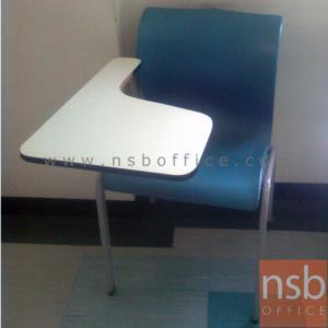 เก้าอี้เลคเชอร์ที่นั่งโพลี่ตัว S รุ่น C6-701:<p>มี 2 รุ่นคือ รุ่นไม่มีและรุ่นมีตะแกรงวางของใต้เก้าอี้ / ที่นั่งพนักพิงโพลี่ตัว S / ที่เขียนโฟเมก้าใหญ่ / ขาพ่นดำหรือเทา / 57.5(W) * 56(D) * 79(H) cm./โพลี่ผลิต 3สีคือสีเขียว, สีม่วง และสีส้ม</p>