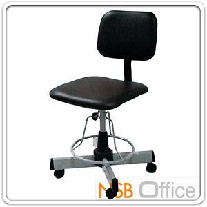 เก้าอี้บาร์สูง มีพนักพิง N-604 ขนาด 62W*46D*96H cm มีที่พักเท้า:<p>ขนาด 42W*45.5D*97H cm มีที่พักเท้า&nbsp;(ยังไม่ปรับระดับ) / ความสูงที่นั่ง 59 cm /&nbsp;ขาเหล็ก 4 แฉก&nbsp;ล้อเลื่อน&nbsp;/ ปรับสูงต่ำโดยใช้สกรูล๊อค</p>