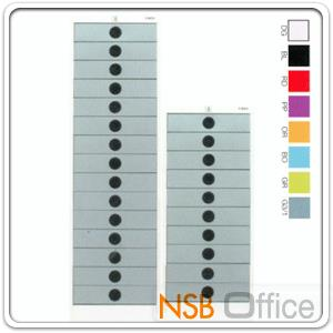 ตู้เอกสาร 10,15 ลิ้นชัก:<p>มี 2 ขนาด 10 และ 15 ลิ้นชัก /ผลิต 8 สีคือ สีขาวมุก, สีดำ, สีแดง, สีม่วง, สีส้ม, สีฟ้า, สีเขียว และสีเทาฟ้า</p>