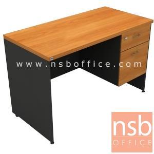 โต๊ะทำงาน 2 ลิ้นชัก 150W*80D*75H cm เมลามีน (เฉพาะสีเชอร์รี่ดำสีเดียว):<p>ขนาด 150W*80D*75H cm เมลามีน (ขาลึก 72D cm) / กุญแจแบบ Central Lock / TOP หนา 25 มม. ปิดผิวเมลามีน กันชื้น กันร้อน / ขาโต๊ะมีปุ่มปรับระดับ แนบสนิททุกพื้นที่และกันความชื้น /&nbsp;ผลิตเฉพาะสีเชอร์รี่ดำสีเดียว&nbsp;</p>