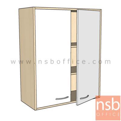 ตู้แขวนลอย  บานเปิด 80,120,150W cm. (110H)  3 ช่องวางแฟ้ม ไม้เมลามีน:<p>วางแฟ้มได้ 3 ช่อง</p>